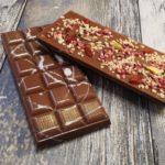 tabletă de ciocolată